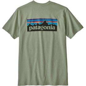 Patagonia M's P-6 Logo Responsibili Tee Celadon